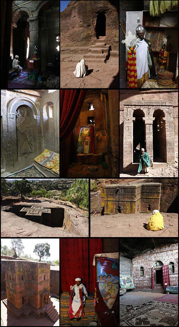 Churches of Lalibela photos