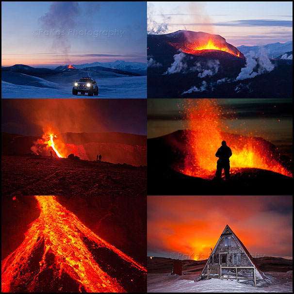 Iceland pictures 2010 during volcano eruption by Patrick Koster PaKosPhotography